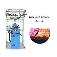 chaussettes automatiques entièrement informatisées machines à tricoter prix pour la fabrication de la bonneterie de laine éponge en vente