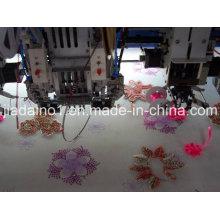 Misture a máquina de Croding e a máquina do bordado do Sequin