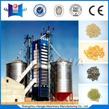 Large capacity corn dryer for crops drying
