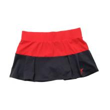 Falda deportiva, tenis, faldas, nylon, Spandex, calidad