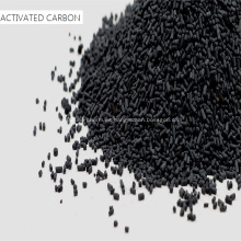 El carbón activado purifica los líquidos y las inyecciones intravenosas