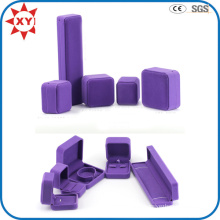 a Set of New Product Jewelry Gift Box Velvet