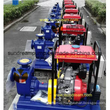 Portable Waste and Flood Water Pumps
