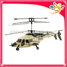 Productos vendedores calientes 3.5 helicóptero del metal del canal, helicóptero modelo de la aleación, juguetes del helicóptero (338)