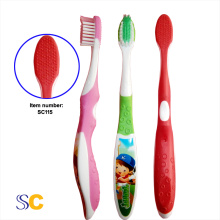 Best Sale Toothbrush New Logo Design para bebé