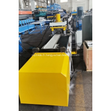 Machine de formage d'acier de fer d'angle de barre de 60m / min L
