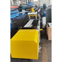 Máquina formadora de aço de ângulo de barra de 60m / min L