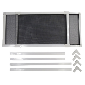 "Adjustable Insect Window Screen 10"" to 37"""