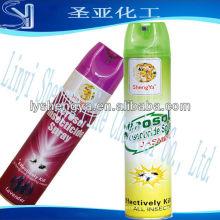 Aerossol eficaz do mosquito 400ml que enche o aerossol industrial