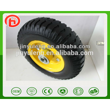 3.00-4 2.50-4 4.00-8 3.50-8 12 inch Green pu foam wheels