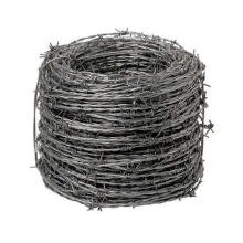 American Market Hot-Dipped Galvanized Barbed Wire for Security Fence