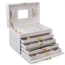 Элегантный искусственной кожи подарок Коробка Чехол (НХ-A0738-2)