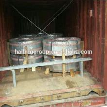 Precio de fábrica China Suministro de bobina de acero galvanizado en caliente