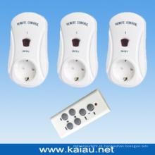 Socket de controle remoto sem fio da Alemanha (KA-GRS07)