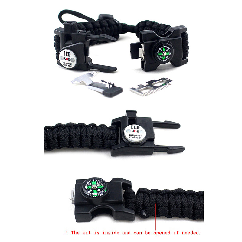 Paracord Bracelet Multi Function