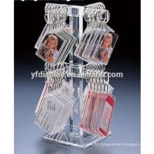 Transparent Acrylic Key Display Holder