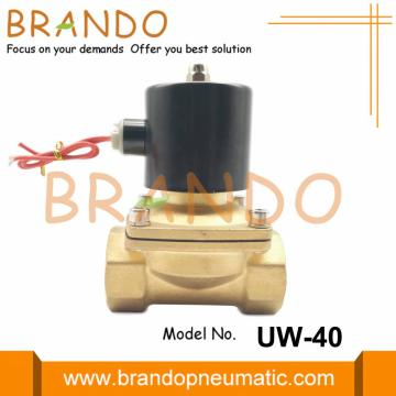 1 1/2 '' UW-40 Direct Lifting NBR membraanventiel