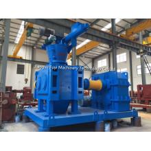 Machine de granulateur pour le processus de graphite