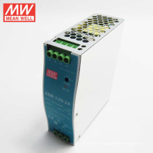 MW EDR-120-24 digital power meter din rail types AND din rail plc enclosure