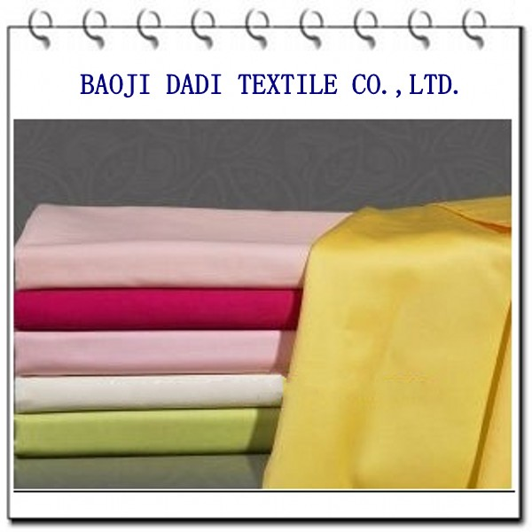 CVC Poplin Dyed Cloth