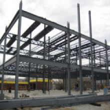 ISO Certificate Industry Construction Construcción de acero de trabajo