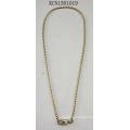 Wholesale Dubai Gold Necklace with Metal