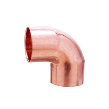 Wrought Copper Fitting 90 Degree Elbow C*C