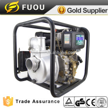 Genuine Chongqing 3-inch diesel high pressure water pump