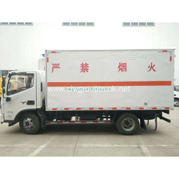 Foton 5 ton explosive transport truck for sale