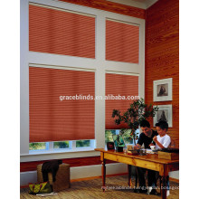 wholesale honeycomb blind China Elegant Mesh vertical cellular blinds