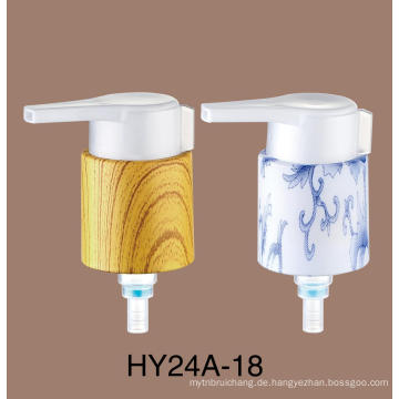 China Zhejiang Lieferant Kunststoff Shampoo Flasche Lotion Pumpe Schraube Flüssigseife Spender Lotion Pumpe
