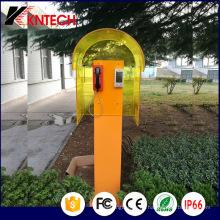 Servicio de Taxi Teléfono de techo para la protección de teléfonos (RF-11) Kntech
