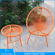Outdoor Wicker Furniture Leisure Egg Shaped Rattan Chairs