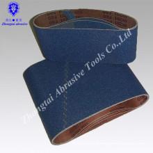 Manufacture Zirconia corundum abrasive belt for sale