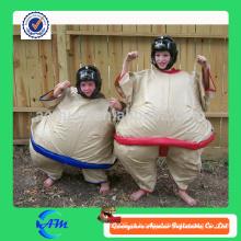 Excelente qualidade mais popular sumo inflável ternos wrestling à venda