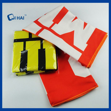 Microfibra imprimir logotipo toalha de presente (qhm882211)
