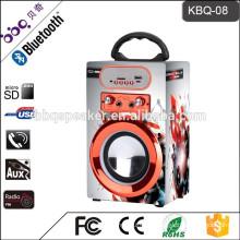 BBQ KBQ-08 10W 1200mAh Mini Bluetooth Speaker Portable
