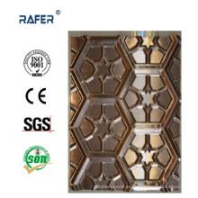 Nuevo diseño y hoja de acero laminado en frío con diseño de estrella de alta calidad (RA-C043)