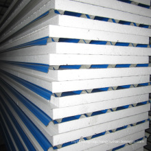 Fireproof Wall or Roof Material EPS Sandwich Panel for Roof