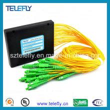 O fornecedor profissional em divisor de PLC, divisor de fibra