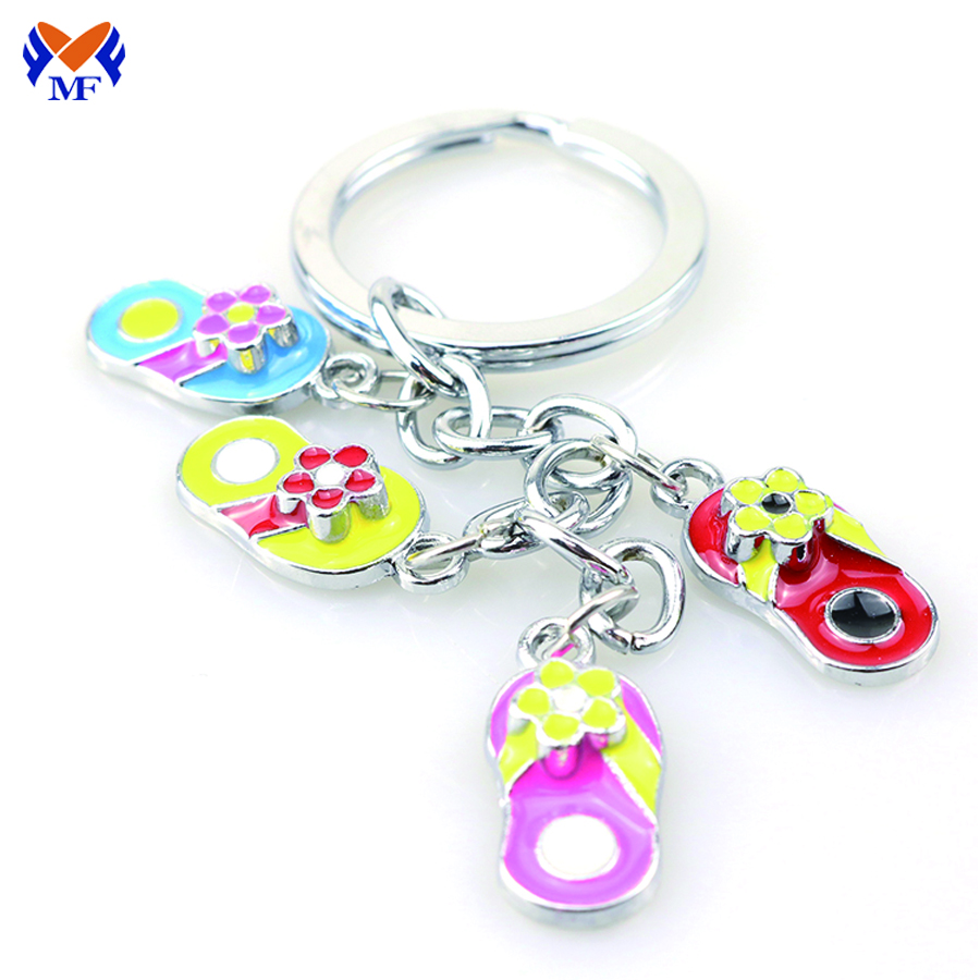 Shoe Shape Keychain