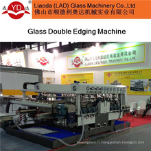 Machine double en verre