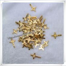 Wholesale Cheap Hot Sale Zinc Alloy Religious Cross (IO-ap176)