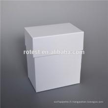 Boîtes de congélation sur mesure Cardboad
