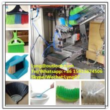 2015 CNC 4 axis nylon plastic broom making machine China suppliers