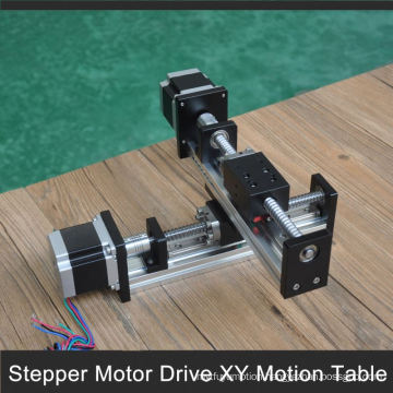 FUYU brand linear rail xy stage for linear motion systems