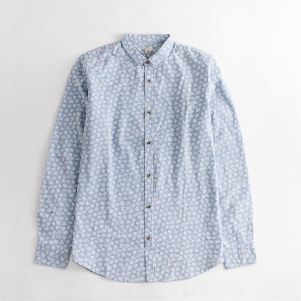 Men's Printed Casual Shirt