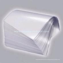 Фабрика изготовленный на заказ Поставщик пленка для ламинирования пленка для ПВХ Пластиковые карты