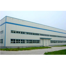 Al-Mg-Mn Panel Steel Structure Warehouse