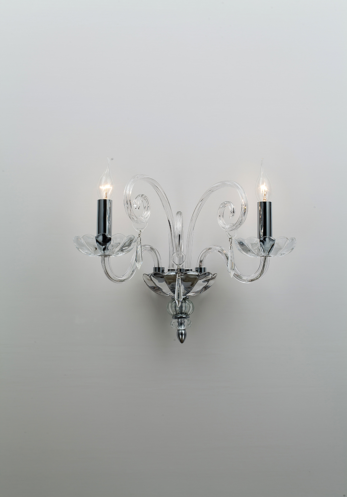 crystal wall lamp traditional